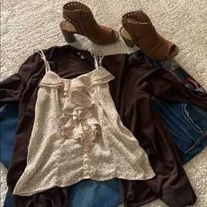 Forever 21 Camisole Top